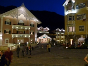 Ortisei Night