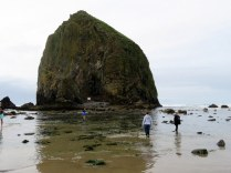 Canon Beach, Haystack Rock. Iconic.