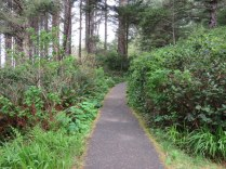 Easy paths, suitable for prams in some parts